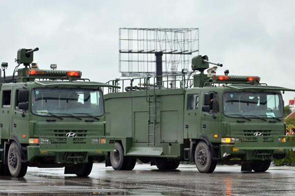 Phương tiện, khí tài hiện đại tham gia bảo vệ IPU 132 ảnh 16