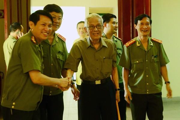 Chân tình buổi gặp mặt thân mật giữa CATP Hà Nội với lãnh đạo các cơ quan báo chí ảnh 6