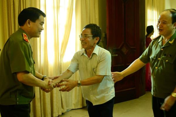 Chân tình buổi gặp mặt thân mật giữa CATP Hà Nội với lãnh đạo các cơ quan báo chí ảnh 5