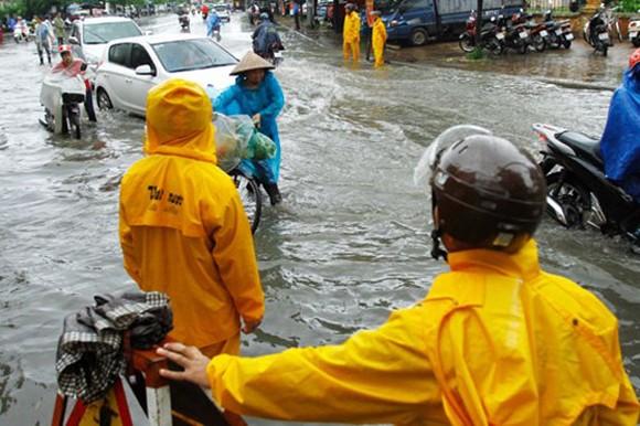Hà Nội chủ động ứng phó với cơn bão số 1 ảnh 1