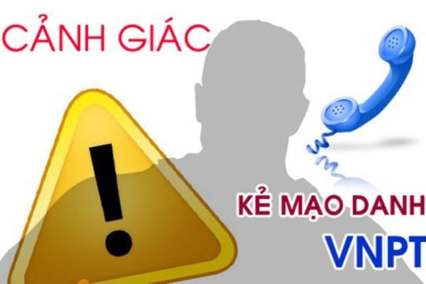 Khuyến cáo về hiện tượng giả mạo website VNPT Hà Nội