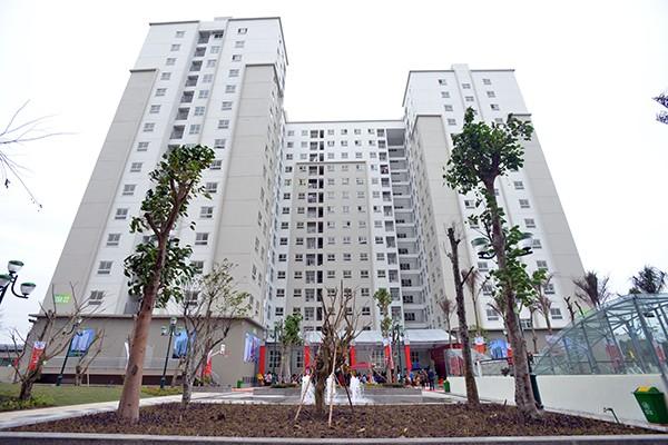 Cận cảnh EcoHome 2 - khu nhà xã hội kiểu mẫu tại Hà Nội ảnh 3