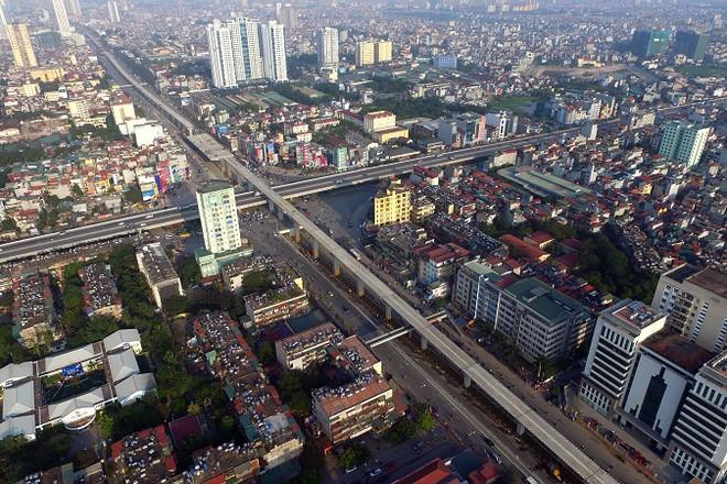 Hà Nội sẽ xây dựng hệ thống giao thông đồng bộ, hiện đại, bền vững