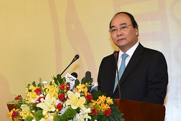 """Thủ tướng đối thoại với doanh nghiệp: """"Không hình sự hóa quan hệ kinh tế"""" ảnh 1"""