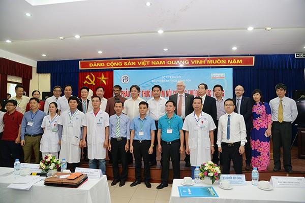 Hà Nội động thổ Trung tâm y tế kỹ thuật cao đẳng cấp quốc tế đầu tiên ảnh 4