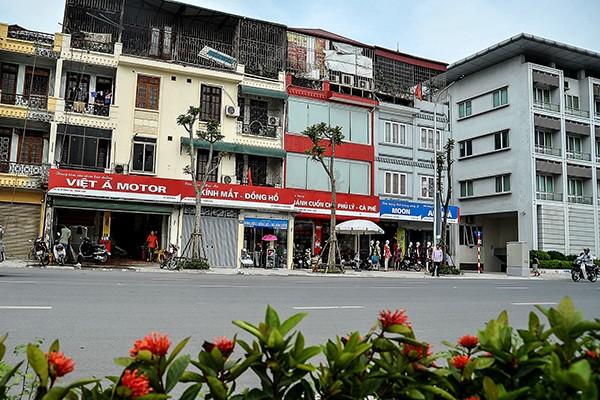 Cận cảnh tuyến đường đô thị kiểu mẫu tại Hà Nội trước ngày khánh thành ảnh 5