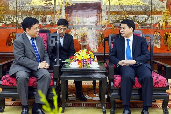 Thúc đẩy hợp tác thương mại Hà Nội - Philippines