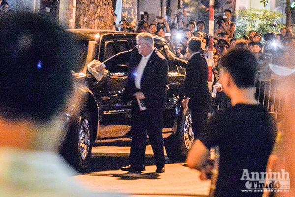 Tổng thống Mỹ được bảo vệ thế nào khi ăn bún chả ở Hà Nội ảnh 6