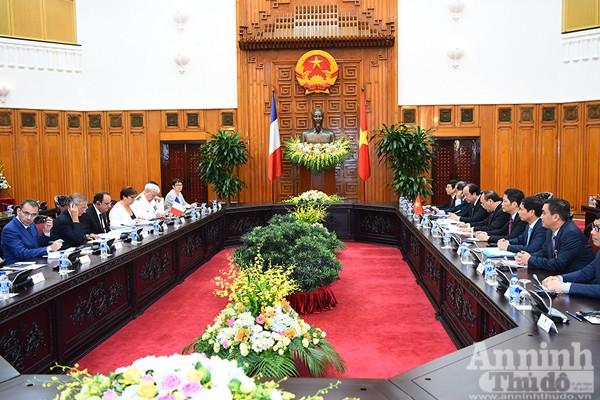 Pháp ưu tiên tăng cường hợp tác kinh tế với Việt Nam ảnh 2
