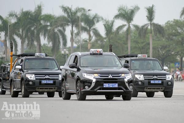 """Cận cảnh những trang thiết bị """"khủng"""" của Cảnh sát cơ động Hà Nội ảnh 9"""