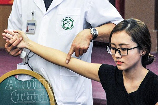 Trên người có các mạch máu chính khi bị vật sắc nhọn cắt vào có thể gây xuất huyết ồ ạt dẫn đến tử vong như động mạch ở cánh tay, động mạch đùi...