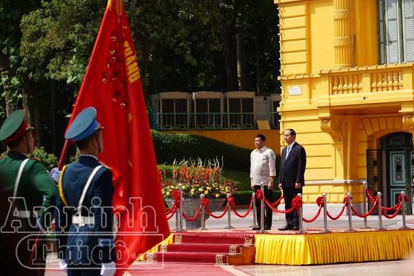 Tổng thống Philippines thăm chính thức Việt Nam ảnh 2