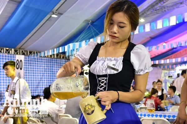 Sôi động lễ hội bia Đức tại Hà Nội ảnh 3