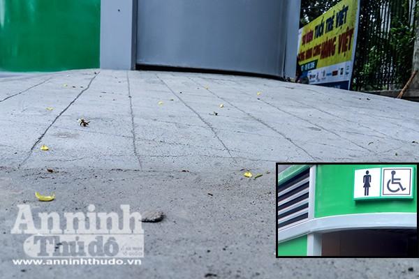 1.000 nhà vệ sinh công cộng như thế này sẽ được lắp đặt trên toàn Hà Nội ảnh 4