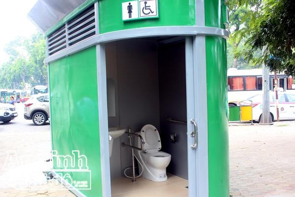 1.000 nhà vệ sinh công cộng như thế này sẽ được lắp đặt trên toàn Hà Nội ảnh 9