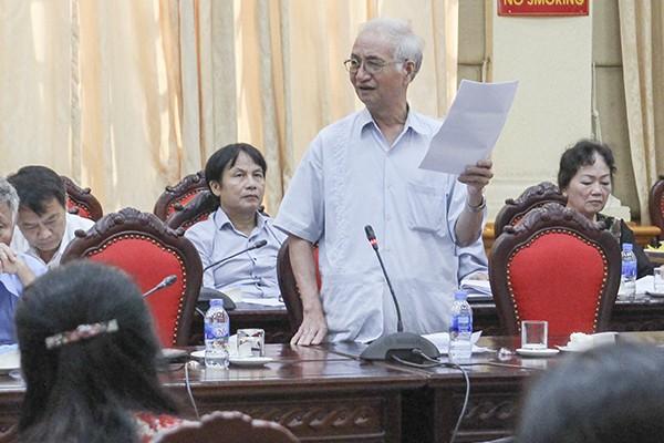 Nhiều ý kiến tâm huyết được giới trí thức, văn nghệ sỹ Thủ đô đóng góp vào Báo cáo tổng kết 10 năm Hà Nội mở rộng địa giới hành chính