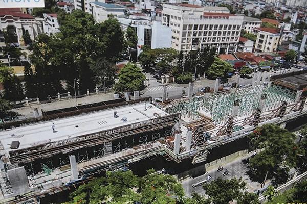 Hà Nội rất cần tháo gỡ khó khăn, vướng mắc để đẩy nhanh tiến độ các dự án đường sắt đô thị