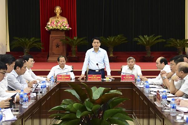 Hà Nội: Quy hoạch huyện Thanh Trì theo hướng đô thị ngay từ bây giờ ảnh 1