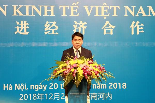 Hà Nội mở rộng mặt hàng xuất khẩu sang Trung Quốc ảnh 1