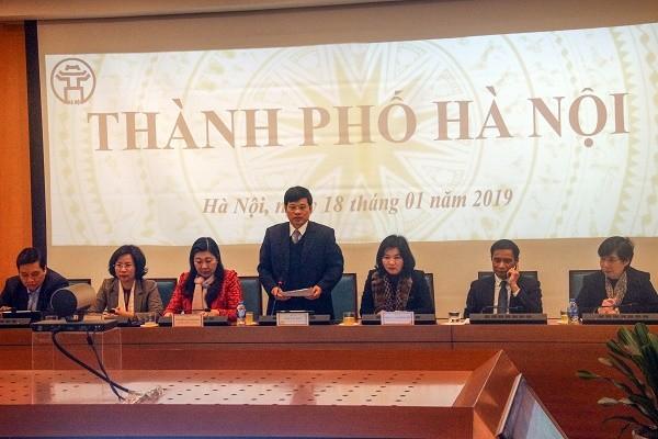 Hà Nội giảm tỷ lệ thất nghiệp ở thành thị xuống dưới 4% trong năm 2019 ảnh 1