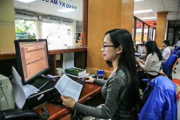 Tại Hà Nội, 148.499 doanh nghiệp, tổ chức kinh tế, đơn vị sự nghiệp đăng ký kê khai thuế qua mạng (đạt tỷ lệ 98.02%)