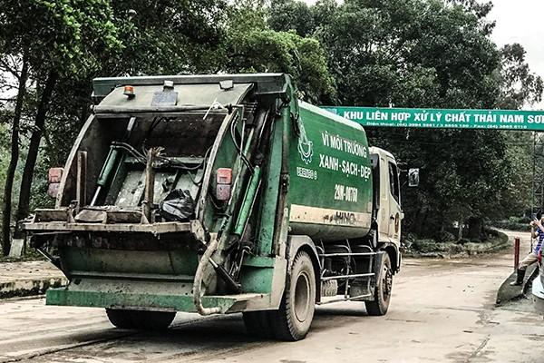 Hà Nội triển khai nhiều giải pháp đảm bảo đời sống người dân quanh khu xử lý chất thải Nam Sơn ảnh 1