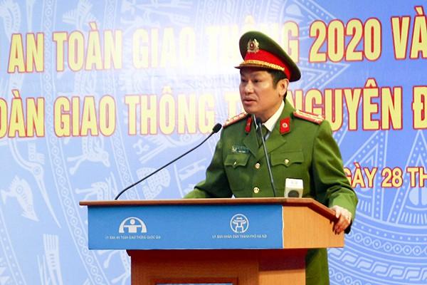 Đại tá Nguyễn Văn Viện, Phó Giám đốc CATP Hà Nội