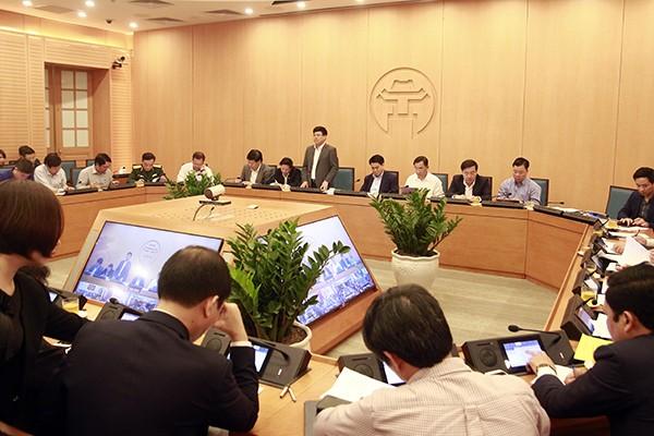 Hà Nội: Không còn tình trạng tập trung mua đồ tích trữ, tăng giá hàng hóa ảnh 1