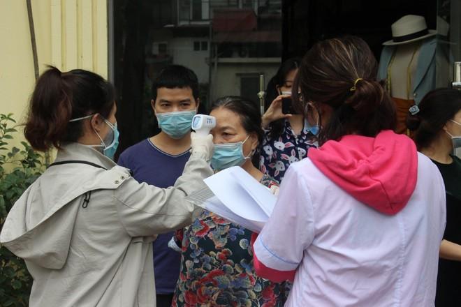 Hà Nội đang triển khai hiệu quả công tác phòng chống lây lan Covid - 19 trong cộng đồng