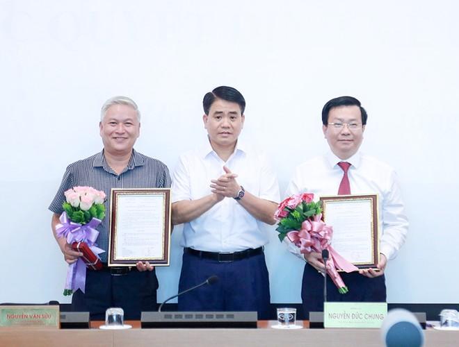 Chủ tịch UBND quận Đống Đa Võ Nguyên Phong làm Giám đốc Sở Xây dựng Hà Nội ảnh 1