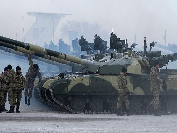 Ukraine sẽ chi khủng cho ngân sách quốc phòng trong những năm tới?