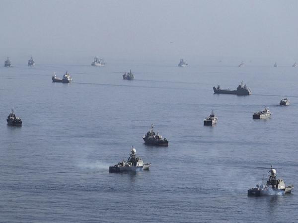 Một cuộc diễn tập quân sự của Iran tại Eo biển Hormuz