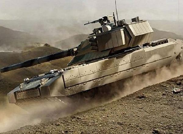 Nga chuẩn bị công bố xe tăng Armata và thử nghiệm cấp nhà nước ảnh 1