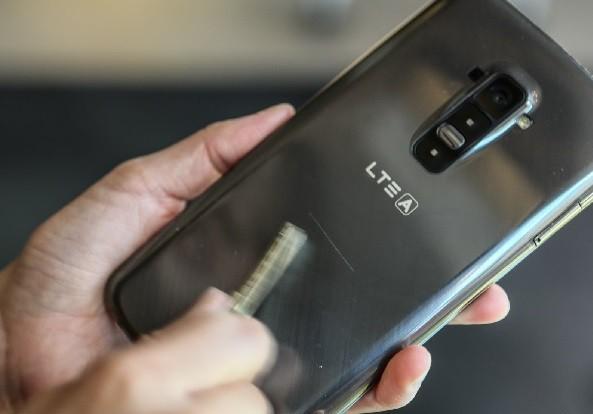 LG chính thức ra mắt điện thoại màn hình cong thế hệ thứ 2