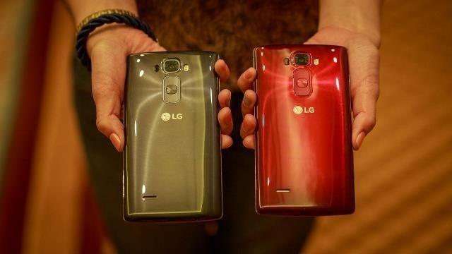 LG G Flex 2: Những đường cong quyến rũ ảnh 1