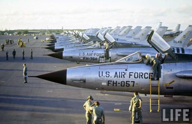 Chiến đấu cơ F-105 Mỹ trong chiến tranh Việt Nam