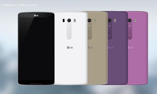 LG G4 sẽ được trang bị cấu hình siêu khủng ảnh 1