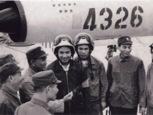 Chiếc tiêm kích đánh chặn MiG-21 mang số hiệu 4326 từng bắn rơi 13 máy bay Mỹ