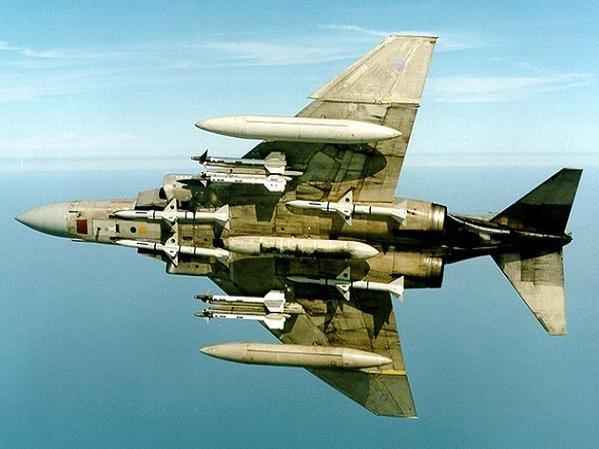 F-4 Phantom - đối thủ nặng ký nhất của MiG-21 Việt Nam