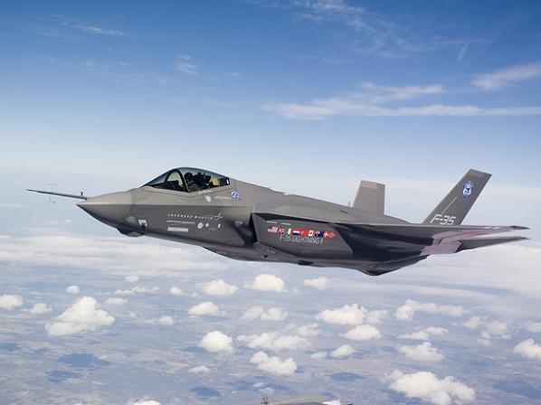 Máy bay chiến đấu F-35 của Mỹ
