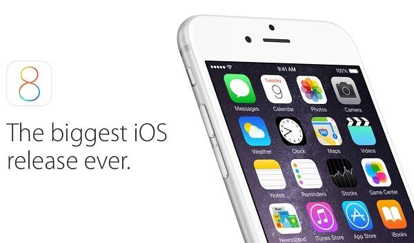 Hệ điều hành iOS 8