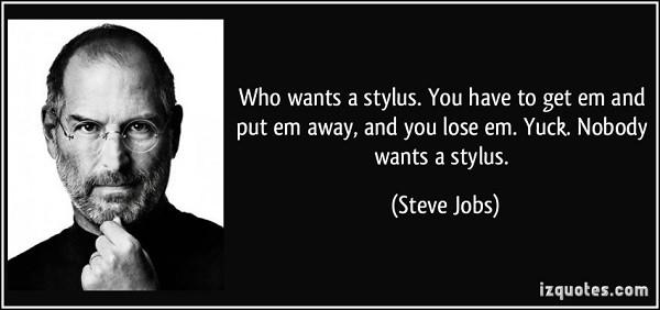 Apple phải làm trái ý Steve Jobs để tồn tại?