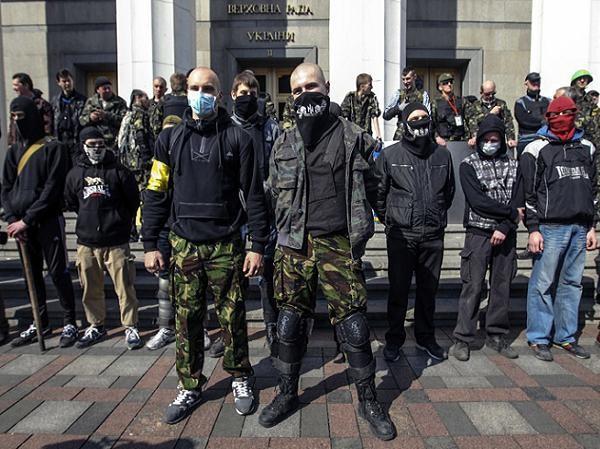 Nga liệt thêm 5 tổ chức cực đoan Ukraine vào danh sách đen