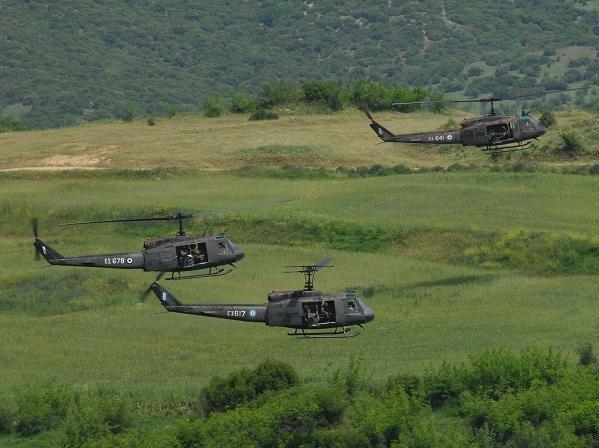 Trải qua hơn 50 năm, UH-1 Huey vẫn còn trong biên chế của không quân 36 nước