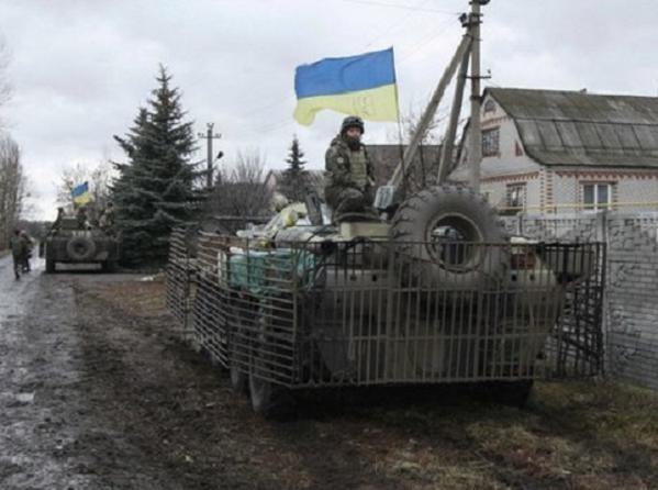 Bất chấp nỗ lực của các bên, xung đột vẫn diễn ra ác liệt tại miền đông Ukraine