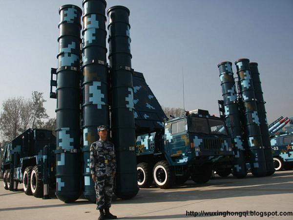 Hệ thống phòng không HQ-9 của Trung Quốc