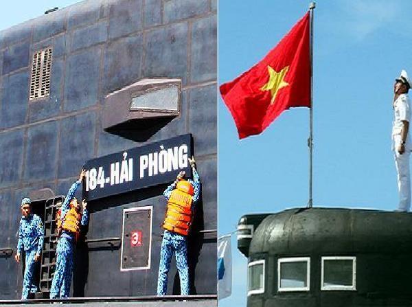Sở hữu 6 tàu ngầm Kilo sẽ nâng cao sức mạnh tác chiến cho hải quân Việt Nam