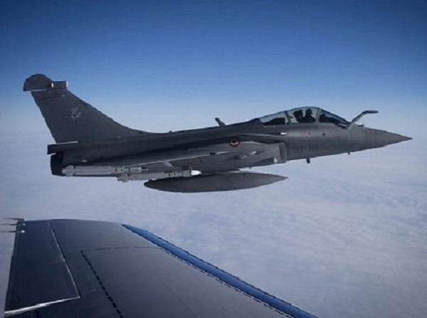 Máy bay chiến đấu Typhoon của Anh tham gia sứ mệnh tuần tra tại Baltic