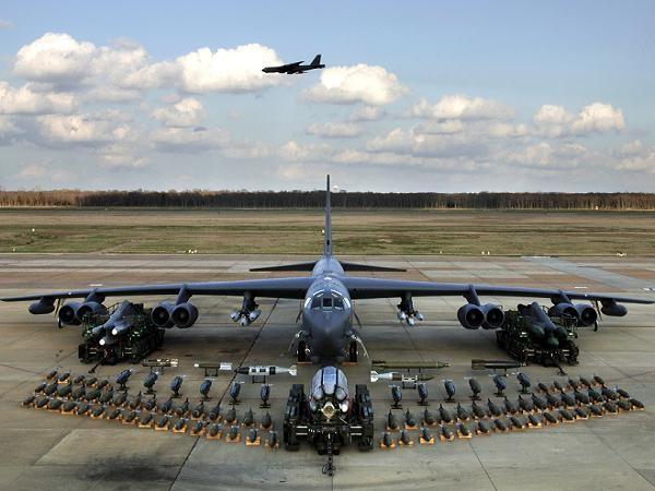 Máy bay ném bom chiến lược tầm xa B-52