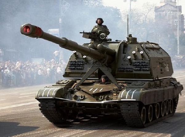 Nga và Mỹ liên tiếp cáo buộc lẫn nhau cung cấp vũ khí cho các bên tham chiến ở đông nam Ukraine